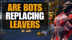 Bots replacing leavers - Battleborn
