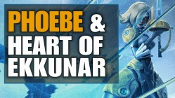 Phoebe and the Heart of Ekkunar Lets Play 1