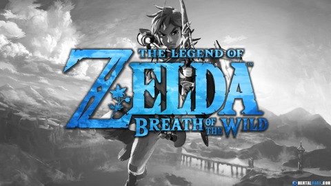 The Legend of Zelda Breath of the Wild Wallpaper