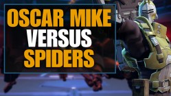 Oscar Mike vs Heikegani (100 OPS Points) Battleborn Gameplay Highlight