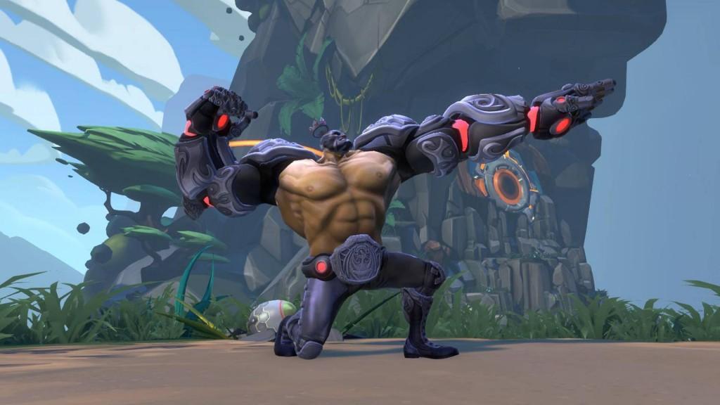 El Dragón Cyber Skin - Battleborn Shift Code