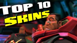 top 10 best battleborn skins