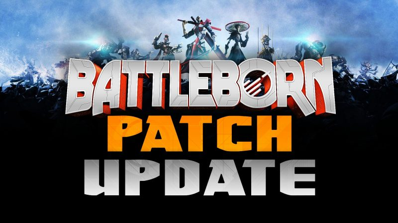 Battleborn Patch Update