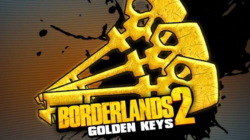 Borderlands 2 Golden Keys Shift Codes