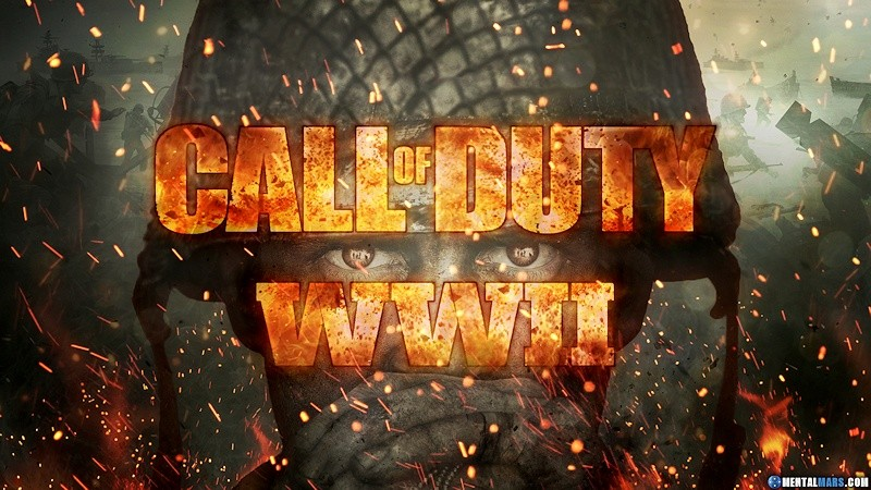 Call of Duty WWII Wallpaper - Preview