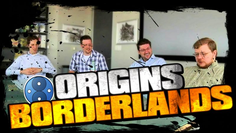 The Origins of Borderlands