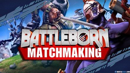 Battleborn Multiplayer Matchmaking Queues