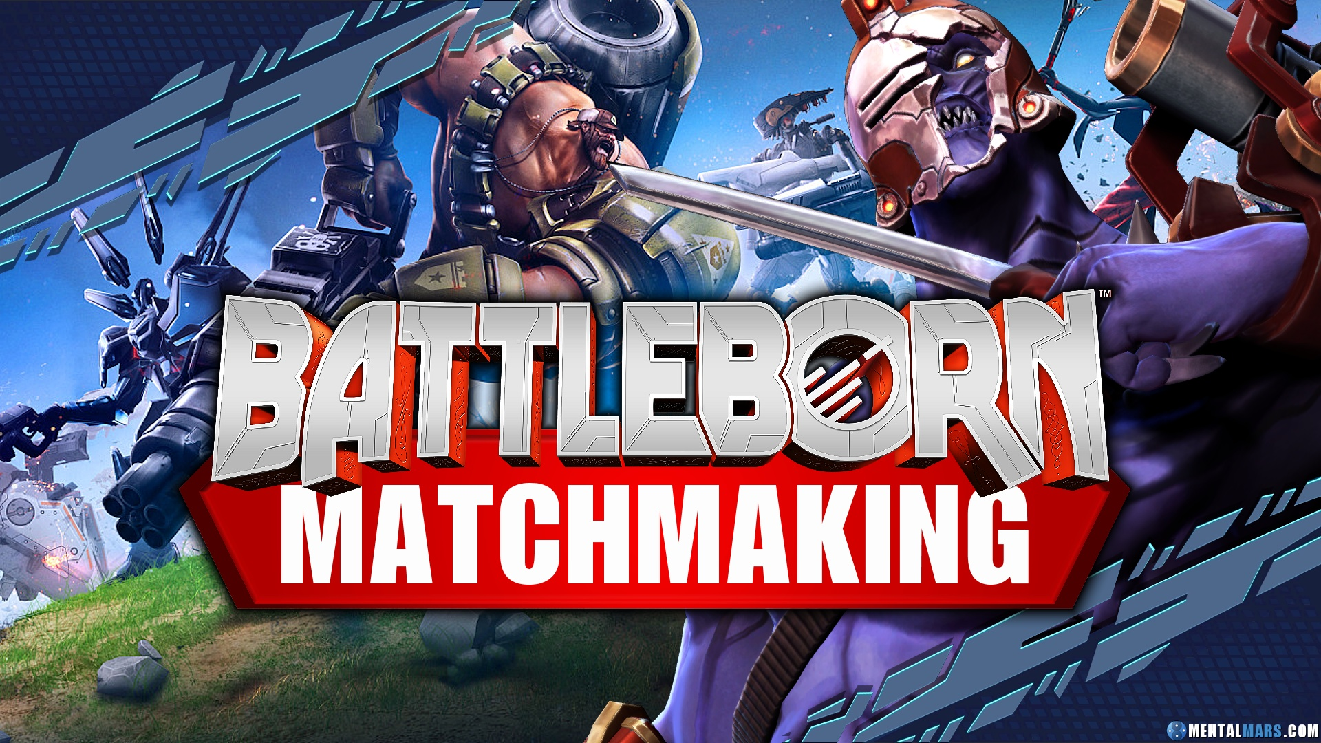 borderlands 2 public matchmaking