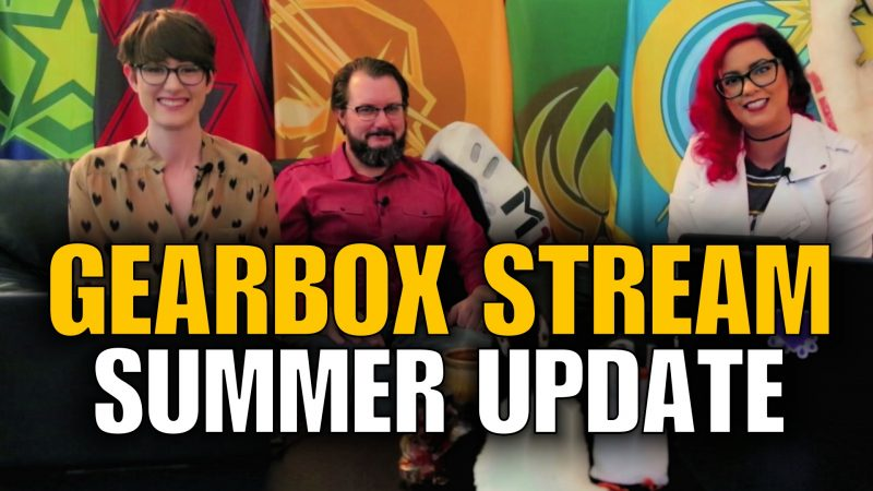 Battleborn Summer Update Live Stream