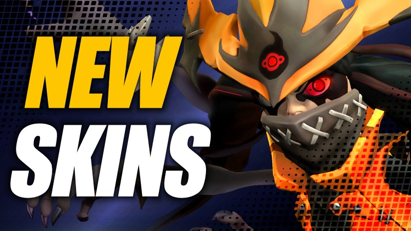 New Battleborn Skins