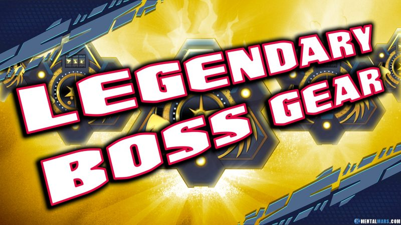 Battleborn Story Mode Legendary Gear Overview