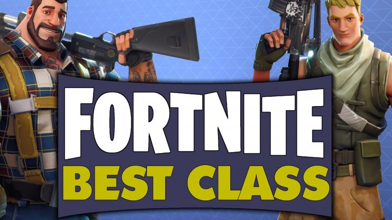 Fortnite Guide - Best Class