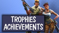 Fortnite Trophies Achievements