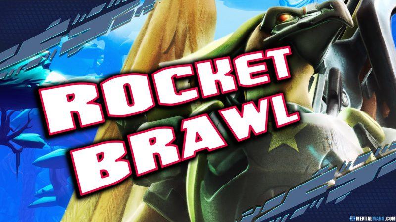 Rocket Brawl - Battleborn Mini Match Event