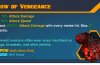 Vow of Vengeance - Battleborn Legendary Gear