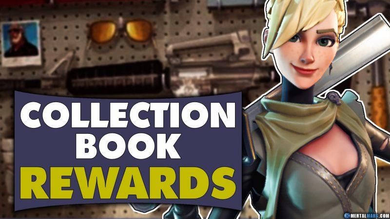 Collection Book Rewards - Fortnite Game
