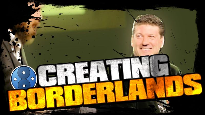 Creating Borderlands Interview