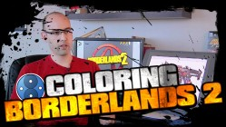 Designing New Environments for Borderlands 2