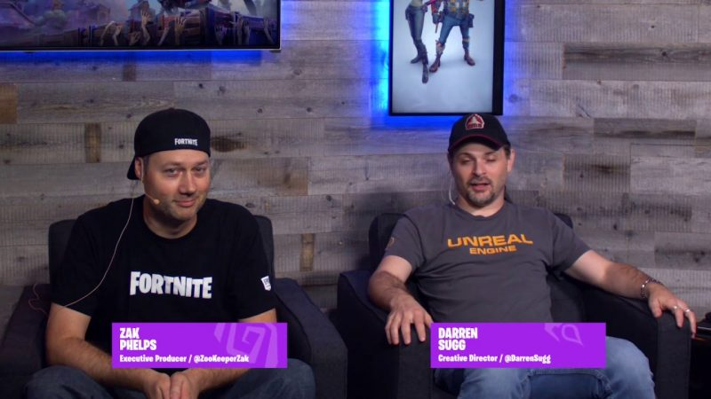 Fortnite Dev Update 2 - Fortnite in the near future