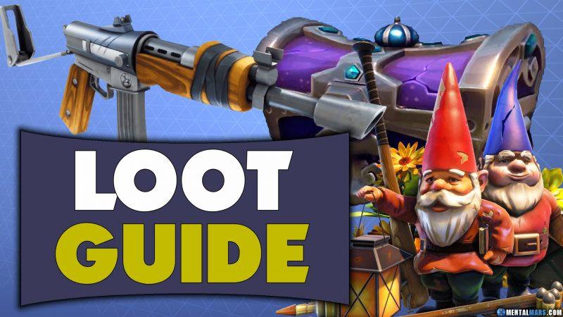 Fortnite Loot Guide