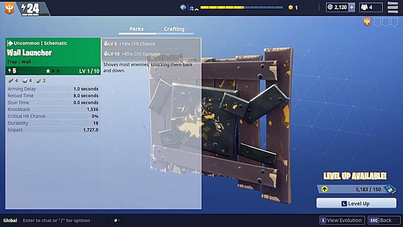 Fortnite Guide Trap Overview Mentalmars
