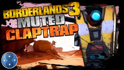 New Voice Actor for Claptrap in Borderlands 3