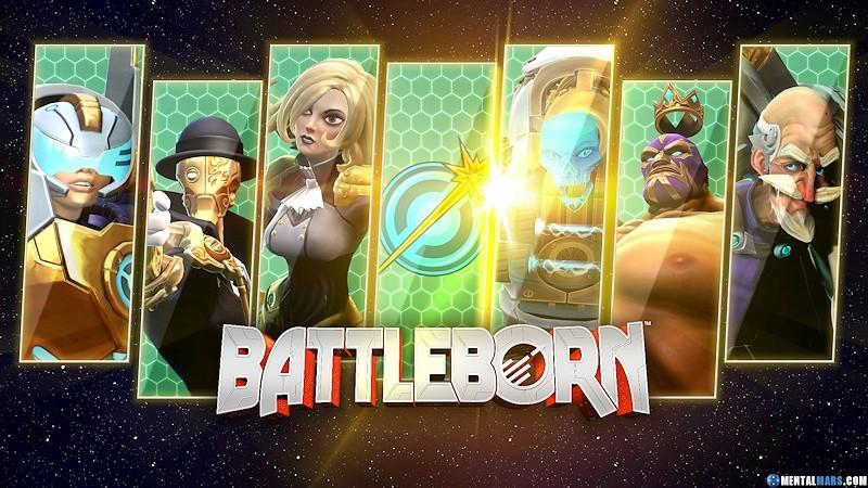 Battleborn Join the LLC Faction Wallpaper