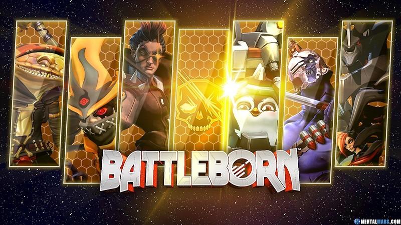 Battleborn Join the Rogue Faction Wallpaper