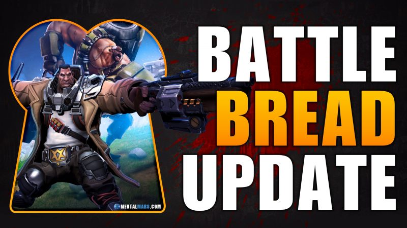Battlebread Update 1