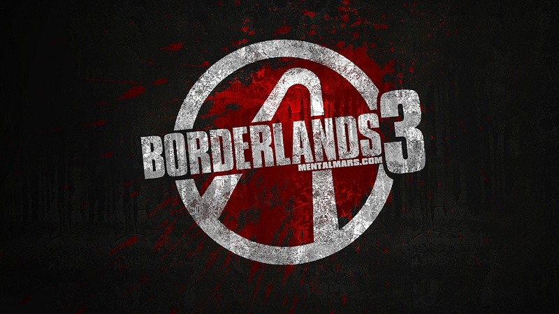 Borderlands 3 'Bloodshot' Wallpaper » MentalMars