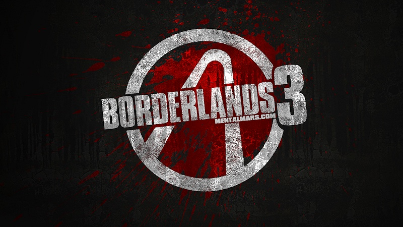 Borderlands 3 'Bloodshot' Wallpaper