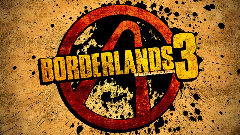 Borderlands 3 'Shadows From The Past' Wallpaper