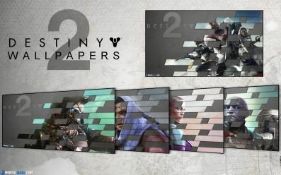 Destiny 2 Wallpaper Pack - Preview