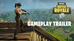 Fortnite Battle Royale - Gameplay Trailer
