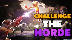 Fortnite Game Mode - Challenge the Horde