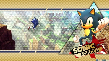 Sonic Forces Wallpaper - Preview
