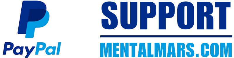 Support MentalMars Donate Paypal