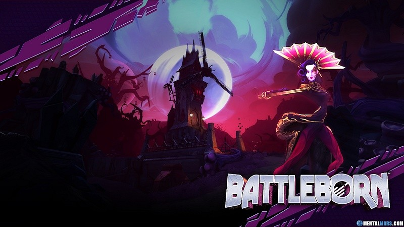 Battleborn Halloween Deande Wallpaper Preview