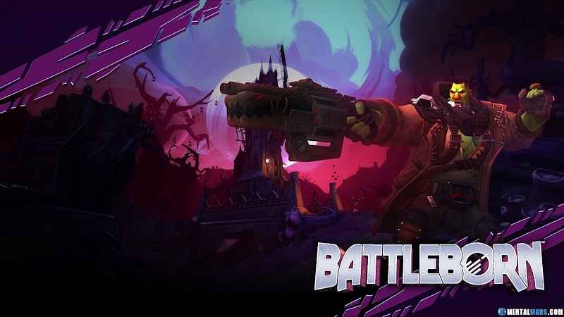 Battleborn Halloween Ghalt Wallpaper Preview