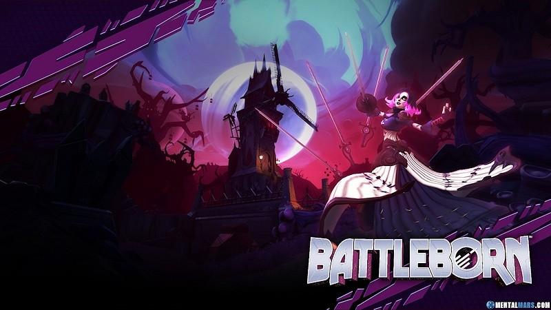 Battleborn Halloween Phoebe Wallpaper Preview
