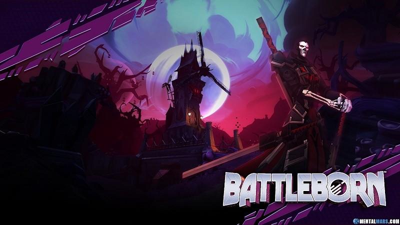 Battleborn Halloween Rath Wallpaper Preview