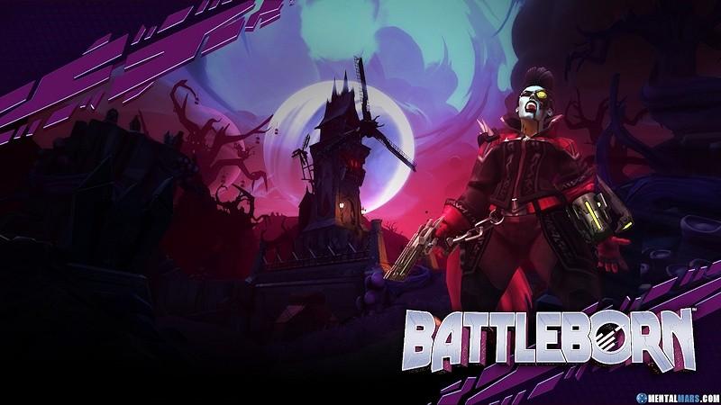 Battleborn Halloween Reyna Wallpaper Preview