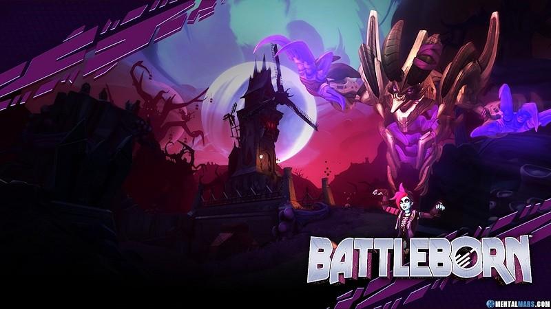 Battleborn Halloween Shayne & Aurox Wallpaper Preview