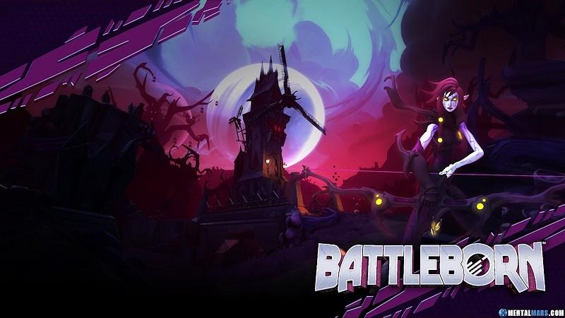Battleborn Halloween Thorn Wallpaper Preview
