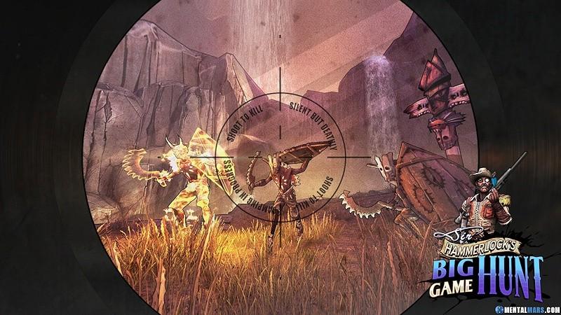 Borderlands 2 Big Game Hunt Wallpaper Preview