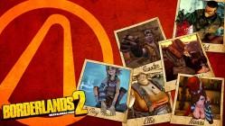 """Borderlands 2 """"The NPC's"""" Wallpaper"""