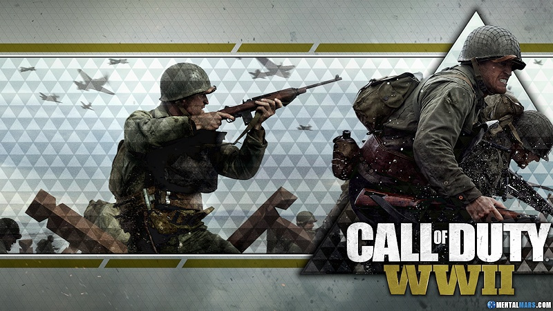Call Of Duty World War 2 Wallpaper Mentalmars