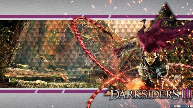 Darksiders 3 wallpaper mentalmars - Darksiders 3 wallpaper ...
