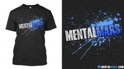 MentalMars Splatter Shirt