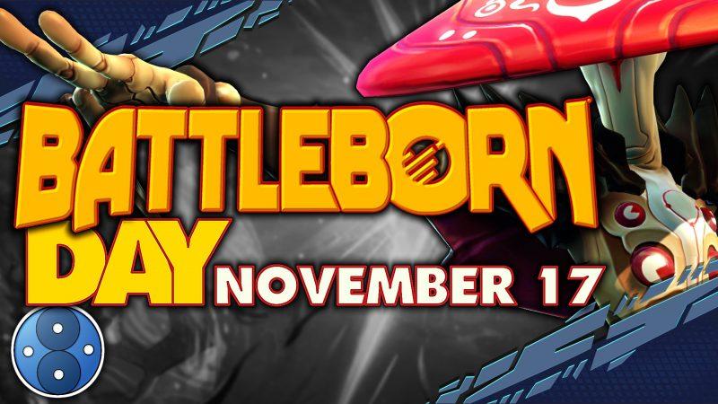 Battleborn Day 3 November 17 2017
